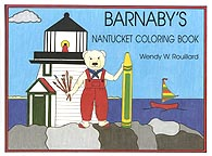 Barnaby's Coloring Book