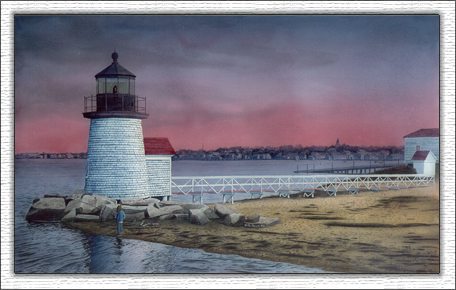 Marshall DuBock - Harbor Light